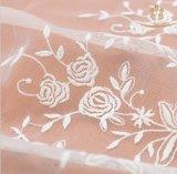Laço suíço do Voile do engranzamento macio elegante da forma 2017 no laço de Switzerland