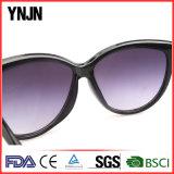 2017 Óculos de sol irregulares UV400 de moldura de plástico de moda