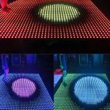 RGB Colorfull LED portatile Dance Floor per la festa nuziale