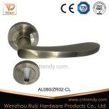 Zinc-Alloy oder Aluminiummöbel-Befestigungsteil-preiswerter Tür-Verriegelungsgriff (AL080-ZR02)