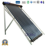 Solar Keymark Aprovado Não Freeze Vacuum Heat Pipe Coletor Solar para aquecedor de energia solar