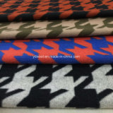 Tejido de lana Big Houndstooth para sobretodo