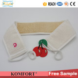 Natual baño y cuerpo de productos Sisal cinturón correa exfoliante (KLB-083)