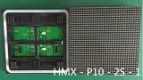 HD屋外のフルカラーP10 LED表示パネル