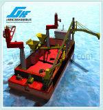 Großräumige Offshorelastkahn-Übergangsplattform