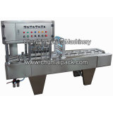 Tofu Box Sealing Machine Beancurd Container