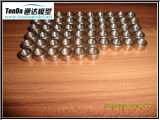 Het aangepaste CNC Snelle Prototype die van het Messing van het Metaal Producten machinaal bewerken