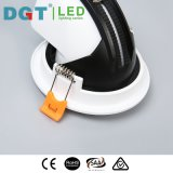 13W Design élégant LED réglable Spotlight pour le Shopping Mall