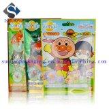 мешок упаковки игрушки уплотнения 3-Side напечатанный таможней составной