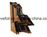 U-PVC Windows 단면도를 위한 외부 사용 훈장 PVC 필름