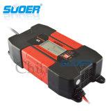 Lader van de Batterij van de Auto van Ce de volledig Auto Digitale 12V 4A van Suoer (gelijkstroom-W1204A)