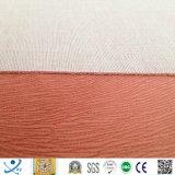 De textiel Stof van de Elektriciteitspanne van de Polyester van de Stof In het groot Zachte Fluweel In reliëf gemaakte voor de Stof van de Stoffering van het Gordijn, het In de schaduw stellen van de Zon van 100%
