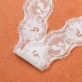 L'estremità superiore progetta il tessuto del merletto con il migliore prezzo per i vestiti da cerimonia nuziale