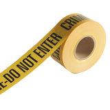 最もよい価格熱いSalingのPEの注意の危険テープ