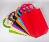 Sacs d'emballage estampés par coutume de toile