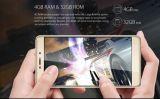 """元のBlackview R7 4GのRAM 32g ROMの指紋4G Lteの携帯電話Mt6755 Octaのコア5.5 """"アンドロイド6.0のスマートな電話灰色カラー"""
