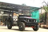 Gli sport vanno jeep elettrica del carrello ATV mini per gli adulti dei capretti