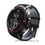 3G slim Horloge S1 met Androïde 5.1/2M Camera/521MB+4G Bluetooth 4.0