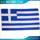 Poliéster impresión Grecia bandera griega (NF05F09004)