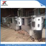 fornace elettrica di induzione per media frequenza 1ton