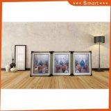 Lona caliente de la venta que pinta la pintura al óleo del grupo de los 4 paneles para la decoración casera