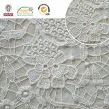 Tessuto del merletto della maglia che assetta vendita calda e Delicate2017 i materiali operati E30009