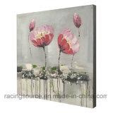 Ausgangsdekor-Blumen-Kunst-Drucken des Zoll-36X36 auf Segeltuch