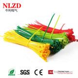 Нейлоновые стяжки кабеля полного размера оптовых непосредственно из Китая на заводе