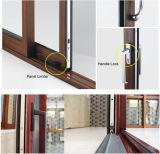Porte coulissante Aluminium 138 Series avec filet à écran tactile