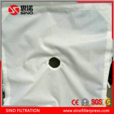 Легкая ткань фильтра моноволокна Стиральная для химических веществ