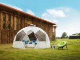 取り外し可能な屋外のPEの藤のアセンブルすること容易な柳細工のフットボールのテント
