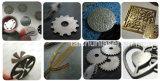 Móveis de metal aplicada máquina de corte de fibra a laser (TSGX150300)