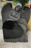 Monument/Grafsteen Shanxi Zwarte Kerbing