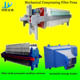 Sistema popular de deshidratación de lodos Screw Filter Press