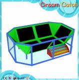 Игры парка Trampoline малышей для крытого парка атракционов