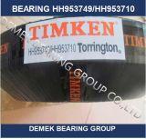 Heißes Verkauf Timken Zoll-Kegelzapfen-Rollenlager Hh953749/Hh953710