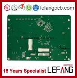 ハロゲン自由なFr4 PCBのボードのプリント回路