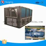 Industrieller abkühlender Schrauben-Kompressor-Luft abgekühlter Schrauben-Wasser-Kühler 60ton