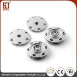 Botón de metal ajuste individual monocolor