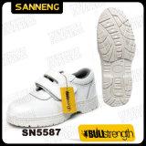 S2 Standard Steel Toe Cap White Entraînement infirmier Chaussures Sn5587