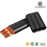 Boîte à cigarettes en fibre de carbone écologique 100% résistante à la mode 100%