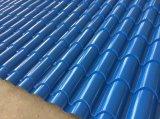 Rullo d'acciaio delle mattonelle di punto del tetto che forma macchina con il PLC Panasonic