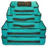 Enrichissez les organisateurs d'emballage de voyage et les sacs de compression pour les bagages