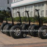 4 바퀴 전기 스쿠터 뚱뚱한 타이어 700W 함 E 스쿠터