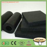 Cobertor de espuma de borracha reforçado Fsk da isolação Folha-Folheada do alume