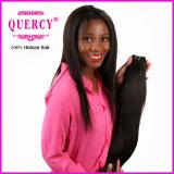 Weiches berührenbestes, das Menschenhaar hochwertigen Remy brasilianischen Haar Omber Farben-Haar-Einschlagfaden, 100% Menschen-Jungfrau Remy gerades Haar verkauft
