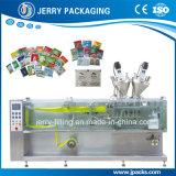 Maquinaria de empacotamento automática horizontal da embalagem do saquinho para o pó ou o líquido