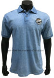 Maglietta all'ingrosso di polo per gli uomini con la lavata di Dity