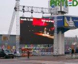 Alto brillo 3 en 1 SMD LED de alquiler al aire libre signo (P4.81, P5.95, P6.25)