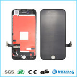 LCDのAppleのiPhone 7の黒のための元のタッチ画面の表示